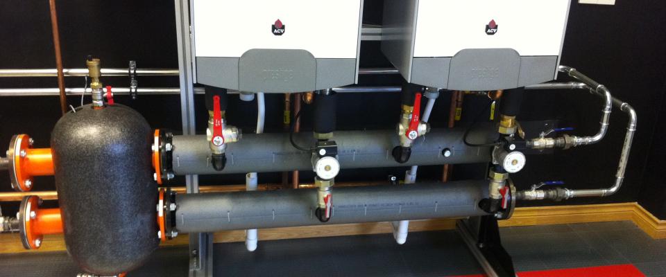 ACV Prestige Stainless Steel Boilers